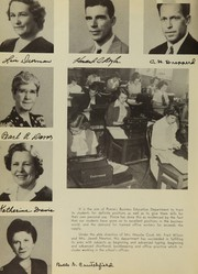Page 16, 1950 Edition, Ponce de Leon High School - Cavaleon Yearbook (Coral Gables, FL) online yearbook collection