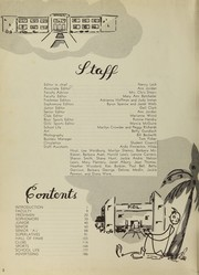 Page 6, 1950 Edition, Ponce de Leon High School - Cavaleon Yearbook (Coral Gables, FL) online yearbook collection
