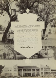 Page 7, 1950 Edition, Ponce de Leon High School - Cavaleon Yearbook (Coral Gables, FL) online yearbook collection