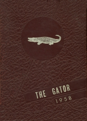 Page 1, 1958 Edition, Bushnell High School - Gator Yearbook (Bushnell, FL) online yearbook collection