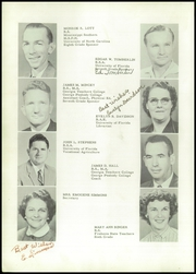 Page 14, 1958 Edition, Bushnell High School - Gator Yearbook (Bushnell, FL) online yearbook collection