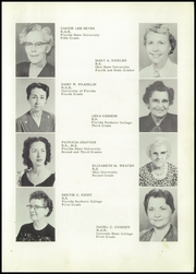 Page 15, 1958 Edition, Bushnell High School - Gator Yearbook (Bushnell, FL) online yearbook collection