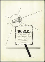 Page 5, 1958 Edition, Bushnell High School - Gator Yearbook (Bushnell, FL) online yearbook collection