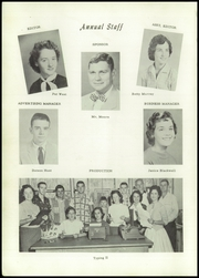 Page 8, 1958 Edition, Bushnell High School - Gator Yearbook (Bushnell, FL) online yearbook collection
