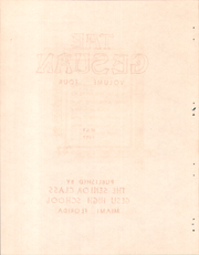 Page 8, 1937 Edition, Gesu High School - Gesuan Yearbook (Miami, FL) online yearbook collection