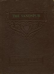 1949 Edition, High Springs High School - Sandspur Yearbook (High Springs, FL)