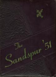 1951 Edition, High Springs High School - Sandspur Yearbook (High Springs, FL)
