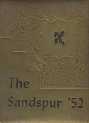 1952 Edition, High Springs High School - Sandspur Yearbook (High Springs, FL)