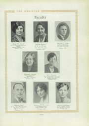 Page 11, 1933 Edition, Medina High School - Bobcat Yearbook (Medina, OH) online yearbook collection