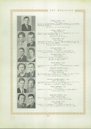 Page 14, 1933 Edition, Medina High School - Bobcat Yearbook (Medina, OH) online yearbook collection