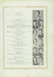 Page 15, 1933 Edition, Medina High School - Bobcat Yearbook (Medina, OH) online yearbook collection