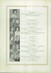 Page 16, 1933 Edition, Medina High School - Bobcat Yearbook (Medina, OH) online yearbook collection