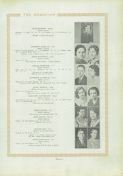 Page 17, 1933 Edition, Medina High School - Bobcat Yearbook (Medina, OH) online yearbook collection