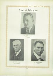 Page 8, 1933 Edition, Medina High School - Bobcat Yearbook (Medina, OH) online yearbook collection