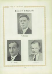 Page 9, 1933 Edition, Medina High School - Bobcat Yearbook (Medina, OH) online yearbook collection