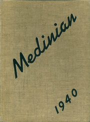 Page 1, 1940 Edition, Medina High School - Bobcat Yearbook (Medina, OH) online yearbook collection