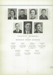 Page 10, 1940 Edition, Medina High School - Bobcat Yearbook (Medina, OH) online yearbook collection