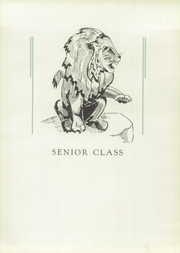 Page 11, 1940 Edition, Medina High School - Bobcat Yearbook (Medina, OH) online yearbook collection