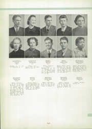 Page 12, 1940 Edition, Medina High School - Bobcat Yearbook (Medina, OH) online yearbook collection