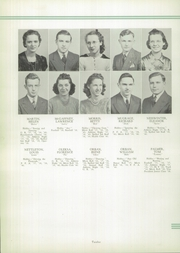 Page 16, 1940 Edition, Medina High School - Bobcat Yearbook (Medina, OH) online yearbook collection