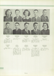 Page 17, 1940 Edition, Medina High School - Bobcat Yearbook (Medina, OH) online yearbook collection