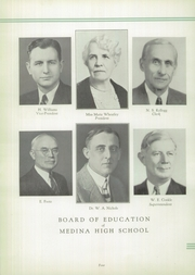 Page 8, 1940 Edition, Medina High School - Bobcat Yearbook (Medina, OH) online yearbook collection