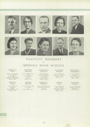 Page 9, 1940 Edition, Medina High School - Bobcat Yearbook (Medina, OH) online yearbook collection
