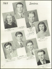 Page 14, 1949 Edition, Medina High School - Bobcat Yearbook (Medina, OH) online yearbook collection
