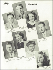 Page 15, 1949 Edition, Medina High School - Bobcat Yearbook (Medina, OH) online yearbook collection