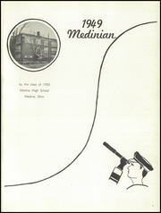 Page 5, 1949 Edition, Medina High School - Bobcat Yearbook (Medina, OH) online yearbook collection