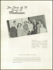 Page 6, 1949 Edition, Medina High School - Bobcat Yearbook (Medina, OH) online yearbook collection