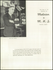 Page 8, 1949 Edition, Medina High School - Bobcat Yearbook (Medina, OH) online yearbook collection