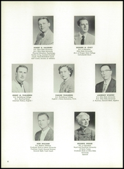 Page 10, 1956 Edition, Medina High School - Bobcat Yearbook (Medina, OH) online yearbook collection