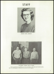 Page 11, 1956 Edition, Medina High School - Bobcat Yearbook (Medina, OH) online yearbook collection