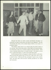 Page 12, 1956 Edition, Medina High School - Bobcat Yearbook (Medina, OH) online yearbook collection
