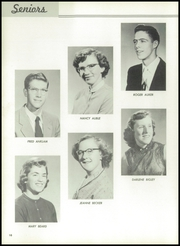 Page 14, 1956 Edition, Medina High School - Bobcat Yearbook (Medina, OH) online yearbook collection