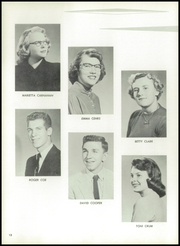 Page 16, 1956 Edition, Medina High School - Bobcat Yearbook (Medina, OH) online yearbook collection