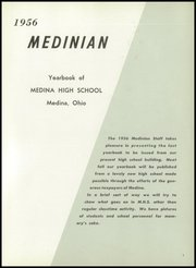 Page 5, 1956 Edition, Medina High School - Bobcat Yearbook (Medina, OH) online yearbook collection