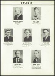 Page 7, 1956 Edition, Medina High School - Bobcat Yearbook (Medina, OH) online yearbook collection