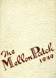 Page 1, 1949 Edition, Mellon High School - Mellon Patch Yearbook (Palatka, FL) online yearbook collection