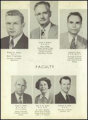 Page 14, 1949 Edition, Mellon High School - Mellon Patch Yearbook (Palatka, FL) online yearbook collection