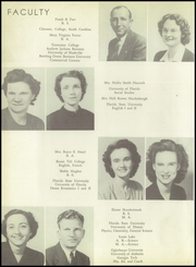 Page 16, 1949 Edition, Mellon High School - Mellon Patch Yearbook (Palatka, FL) online yearbook collection