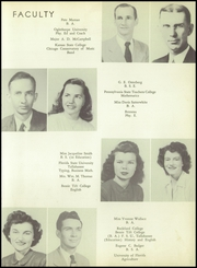 Page 17, 1949 Edition, Mellon High School - Mellon Patch Yearbook (Palatka, FL) online yearbook collection