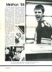 Page 16, 1988 Edition, Cody High School - Bronco Yearbook (Cody, WY) online yearbook collection