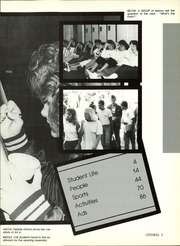 Page 7, 1988 Edition, Cody High School - Bronco Yearbook (Cody, WY) online yearbook collection
