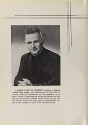 Page 10, 1959 Edition, Central Catholic High School - Veritas Yearbook (Daytona Beach, FL) online yearbook collection