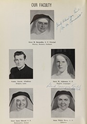 Page 12, 1959 Edition, Central Catholic High School - Veritas Yearbook (Daytona Beach, FL) online yearbook collection
