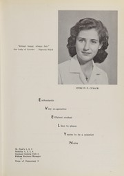 Page 15, 1959 Edition, Central Catholic High School - Veritas Yearbook (Daytona Beach, FL) online yearbook collection