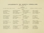 Page 16, 1893 Edition, University of North Carolina Chapel Hill - Yackety Yack Yearbook (Chapel Hill, NC) online yearbook collection