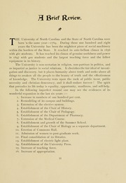Page 17, 1897 Edition, University of North Carolina Chapel Hill - Yackety Yack Yearbook (Chapel Hill, NC) online yearbook collection